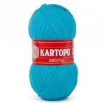Kartopu Kristall Цвет К515 бирюзовый