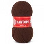 Kartopu Kristall Цвет К890 темно коричневый