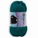 Пряжа для вязания Kartopu Tempo Цвет 474 изумруд