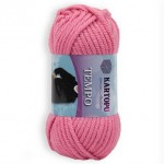 Пряжа для вязания Kartopu Tempo Цвет 748 розовый