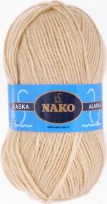 NAKO Alaska Цвет 7104 светло-бежевый