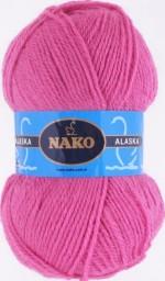 NAKO Alaska Цвет 7107 ярко-розовый