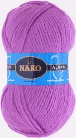 NAKO Alaska Цвет 7109 темный цикламен