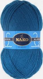 NAKO Alaska Цвет 7118 морская волна