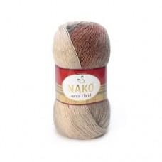 Пряжа для вязания NAKO Arya Ebruli (НАКО Ария Эбрули)