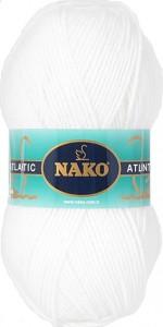 NAKO Atlantic Цвет 1251 белый