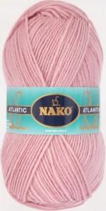 NAKO Atlantic Цвет 1270 нежно-розовый