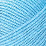NAKO Baby Marvel Wool Цвет 214 голубой