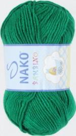 NAKO Bambino Цвет 9035 ярко-зеленый