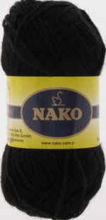 NAKO Bambino Цвет 9002 черный