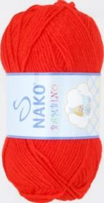 NAKO Bambino Цвет 9041 алый