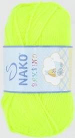 NAKO Bambino Цвет 9042 ультра-желтый