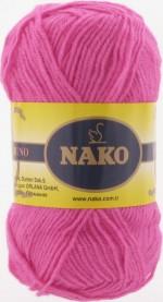 NAKO Bambino Цвет 9010 ярко-розовый