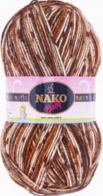 NAKO Bambino Matik Цвет 9088 шоколад