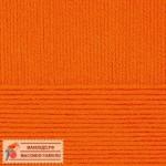 Пряжа для вязания Пехорка Детская новинка Цвет 79 календула