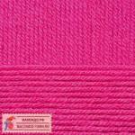 Пряжа для вязания Пехорка Детская новинка Цвет 84 малиновый мусс