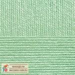 Пряжа для вязания Пехорка Детская новинка Цвет 171 весна