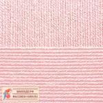 Пряжа для вязания Пехорка Детская новинка Цвет 180 светлая бегония