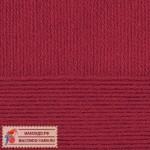 Пряжа для вязания Пехорка Детская новинка Цвет 185 земляника