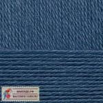 Пряжа для вязания Пехорка Детская новинка Цвет 255 джинсовый