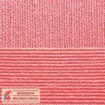 Пряжа для вязания Пехорка Детская новинка Цвет 324 светлая азалия