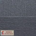 Пряжа для вязания Пехорка Детская новинка Цвет 490 самшит
