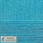 Пряжа для вязания Пехорка Детская новинка Цвет 583 бирюза