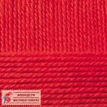 Пехорка Мериносовая Цвет 06 красный