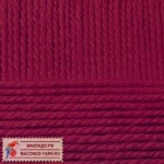 Пехорка Мериносовая Цвет 07 бордо