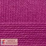 Пехорка Мериносовая Цвет 40 цикламен