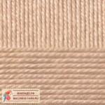 Пехорка Мериносовая Цвет 124 песочный