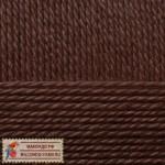 Пехорка Мериносовая Цвет 251 коричневый