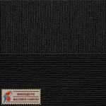 Пряжа для вязания Пехорка Успешная Цвет 02 черный