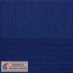 Пряжа для вязания Пехорка Успешная Цвет 04 темно-синий