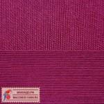 Пряжа для вязания Пехорка Успешная Цвет 07 бордо