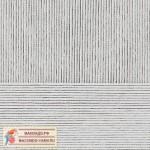 Пряжа для вязания Пехорка Успешная Цвет 08 светло-серый