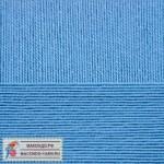 Пряжа для вязания Пехорка Успешная Цвет 15 голубой