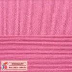 Пряжа для вязания Пехорка Успешная Цвет 21 брусника