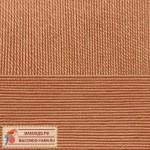 Пряжа для вязания Пехорка Успешная Цвет 165 темно-бежевый