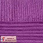 Пряжа для вязания Пехорка Успешная Цвет 179 фиалка