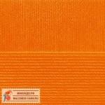 Пряжа для вязания Пехорка Успешная Цвет 284 оранжевый