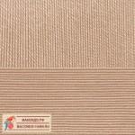 Пряжа для вязания Пехорка Успешная Цвет 331 солома