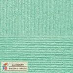 Пряжа для вязания Пехорка Успешная Цвет 411 мята