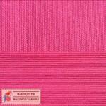 Пряжа для вязания Пехорка Успешная Цвет 439 малиновый