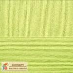 Пряжа для вязания Пехорка Успешная Цвет 483 незрелый лимон