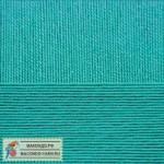 Пряжа для вязания Пехорка Успешная Цвет 511 зеленка