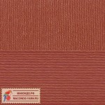 Пряжа для вязания Пехорка Успешная Цвет 787 марсала