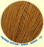 Seam Alpaca d'Italia Цвет 13 старое золото