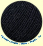 Seam Alpaca d'Italia Цвет 21 морской темно-синий