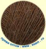 Seam Alpaca d'Italia Цвет 0308 светло-коричневый